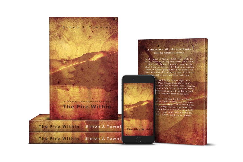 Fire-WIthin-3paperbacks-and-iphone-onwhite