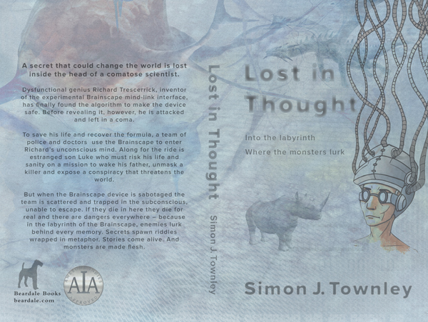 Lost In Thought print cover
