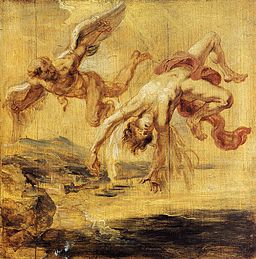 Rubens - The Fall of Icarus