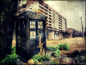 Tardis - tome travel